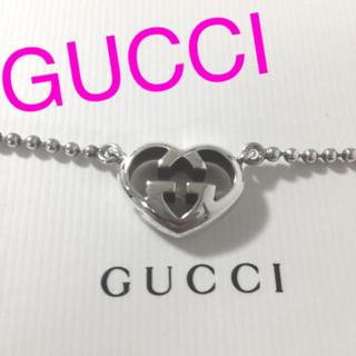 Gucci - グッチ ハート型ネックレス レディース