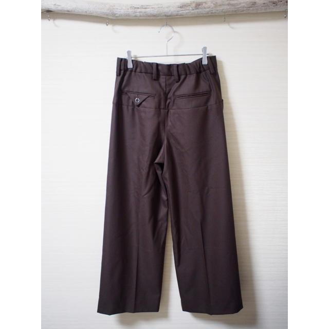 SUNSEA(サンシー)の【SUNSEA】20AW N.M THICKENED WIDE PANTS メンズのパンツ(スラックス)の商品写真
