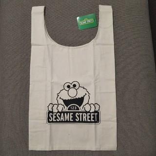 セサミストリート(SESAME STREET)のマルシェバッグ エルモ(エコバッグ)