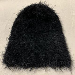 アズールバイマウジー(AZUL by moussy)の新品 アズールバイマウジー AZUL ニット帽 ニットキャップ(ニット帽/ビーニー)