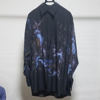 ラッドミュージシャン(LAD MUSICIAN)のラッドミュージシャンのロングシャツです。(シャツ)