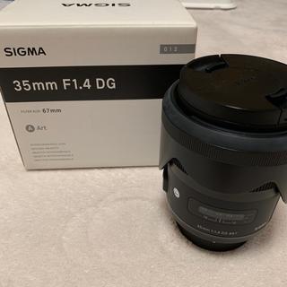 Nikon - SIGMA 35mm f1.4 DG ニコン用 Nikon