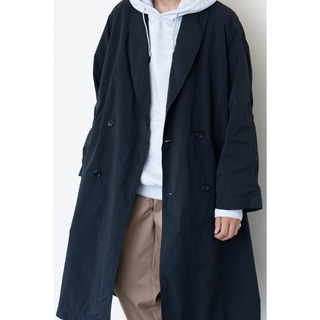 1LDK SELECT - Graphpaper Garment Dyed Shop Coat size1