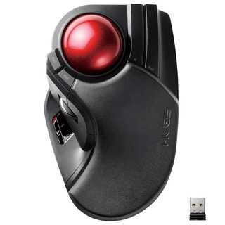 ワイヤレス トラックボール 8ボタン
