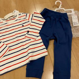 Ralph Lauren - 上下セット売り!長袖Tシャツ パンツ 100 90