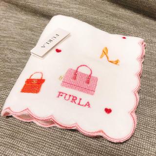 フルラ(Furla)のFURLA タオル ハンカチ 【新品未使用】(ハンカチ)