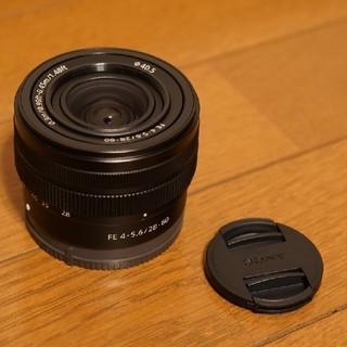 SONY - FE 28-60mm F4-5.6 SEL2860 α7Cキットレンズ