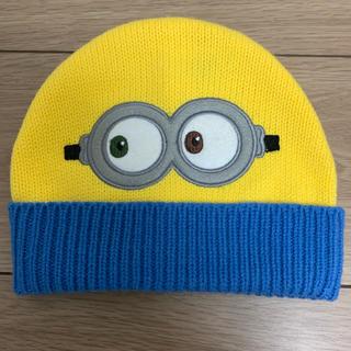 ミニオン(ミニオン)の新品 ミニオン 帽子 50cm(帽子)