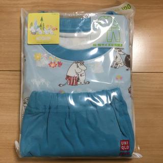 UNIQLO - 【新品・未開封】UNIQLO×ムーミン  パジャマ  100♡