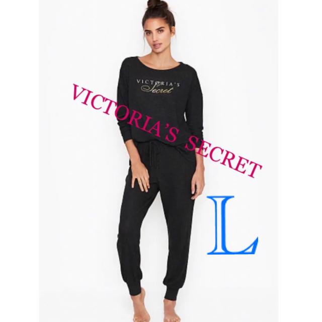 Victoria's Secret(ヴィクトリアズシークレット)のヴィクトリアシークレット新品ジョガーPJセット レディースのルームウェア/パジャマ(ルームウェア)の商品写真