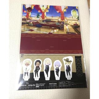 カドカワショテン(角川書店)のツイステ ペーパージオラマ スカラビア ポムフィオーレ(キャラクターグッズ)