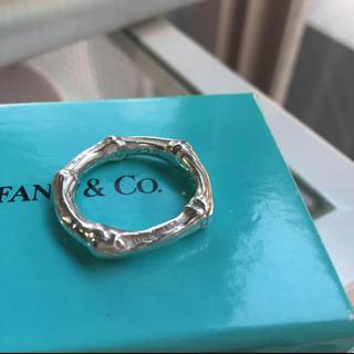 Tiffany & Co. - ティファニー バンブー リング シルバー925