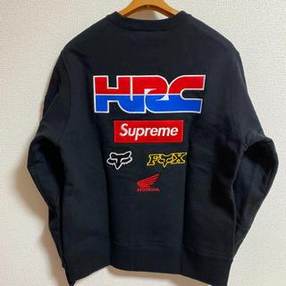 Supreme - Supreme  Honda Fox Racing Crewneckホンダコラボ