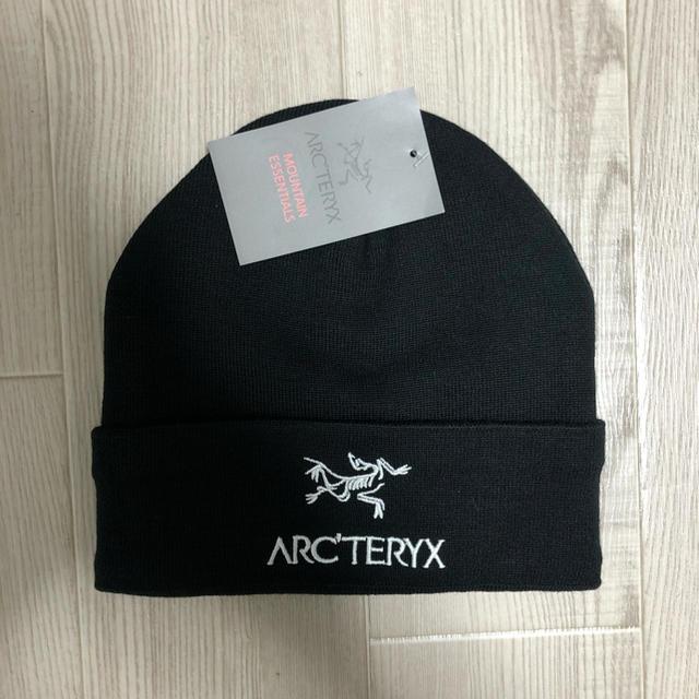 ARC'TERYX(アークテリクス)の新品 アークテリクス ニット帽 beams シュプリーム ザノースフェイス メンズの帽子(ニット帽/ビーニー)の商品写真