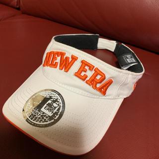 ニューエラー(NEW ERA)のニューエラ NEWERA サンバイザー ゴルフ スポーツ 帽子 キャップ(その他)