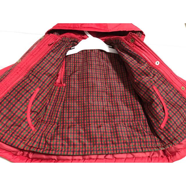 familiar(ファミリア)の未使用に近い ファミリア 3WAYコート 80 キッズ/ベビー/マタニティのベビー服(~85cm)(ジャケット/コート)の商品写真