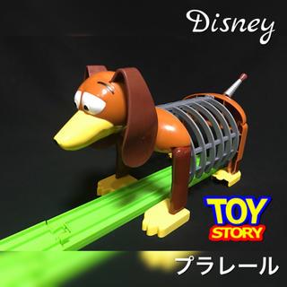 Takara Tomy - プラレール ディズニー トイストーリー スリンキードッグ トンネル