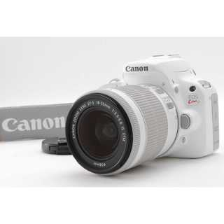 Canon - ★ オシャレなホワイト♪ WiFi転送OK!キャノン EOS Kiss X7 ★