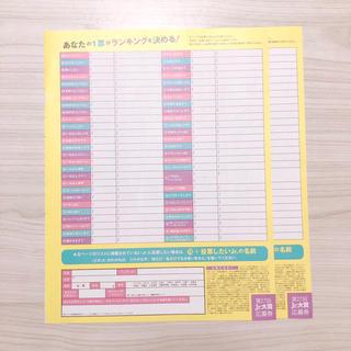 ジャニーズジュニア(ジャニーズJr.)のMYOJO 12月号 Jr.大賞応募券 2枚(アート/エンタメ/ホビー)