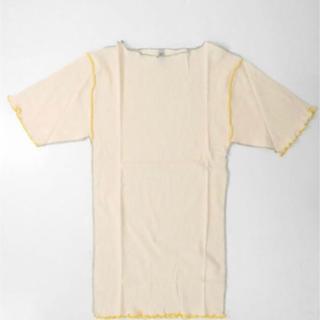 Adam et Rope' - baserange  ベースレンジ コットンリブTシャツ