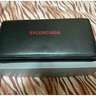 Balenciaga - BALENCIAGA バレンシアガ 二つ折り 長財布