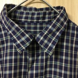 ティンバーランド(Timberland)の【古着】チェックシャツ【Lサイズ】(シャツ)