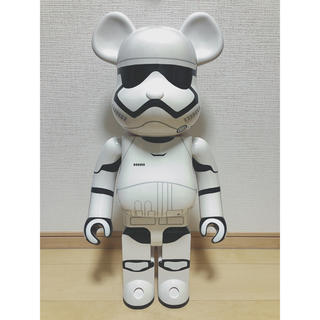 メディコムトイ(MEDICOM TOY)のBE@RBRICK FIRST ORDER STORMTROOPER 1000%(SF/ファンタジー/ホラー)