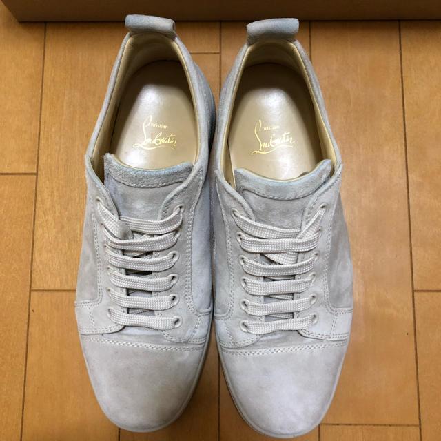 Christian Louboutin(クリスチャンルブタン)のルブタン スニーカー 41 メンズの靴/シューズ(スニーカー)の商品写真