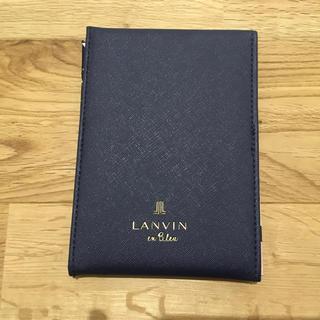 ランバンオンブルー(LANVIN en Bleu)のLANVIN on Blue ミラー 付録(ミラー)