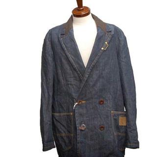 kolor - kolorBEACON  19SS  Rigid Denim Jacket