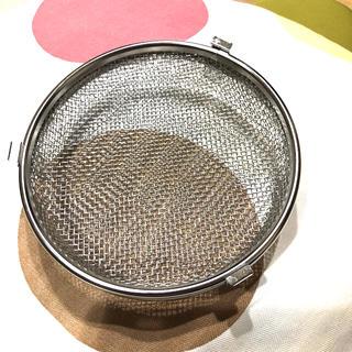 ベルメゾン(ベルメゾン)のベルメゾン キッチン 小物洗い ザル(収納/キッチン雑貨)