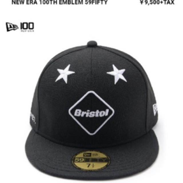 F.C.R.B.(エフシーアールビー)のF.C.Real Bristol NEW ERA M 7 3/8 メンズの帽子(キャップ)の商品写真