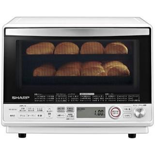 シャープ オーブンレンジ 過熱水蒸気 コンベクション 31L 2段ホワイト