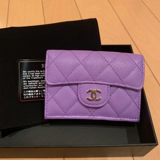 シャネル(CHANEL)の♡ぽょ♡様専用 ① シャネル  CHANEL 財布 三つ折り財布(財布)