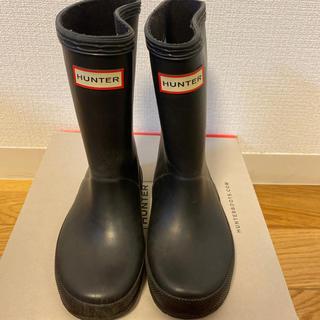 ハンター(HUNTER)のHUNTER ハンター キッズ 長靴(長靴/レインシューズ)