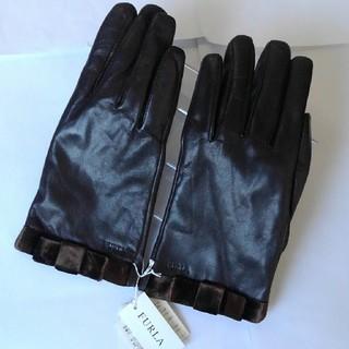 フルラ(Furla)のフルラ、⭐新品⭐羊革手袋20センチ(手袋)