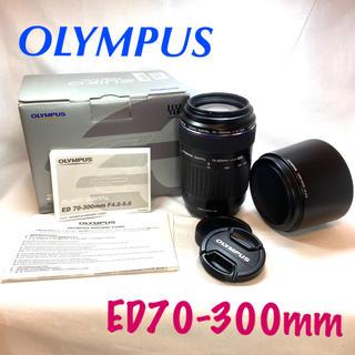 OLYMPUS - 【美品❣️】OLYMPUS ED70-300F4.0-5.6