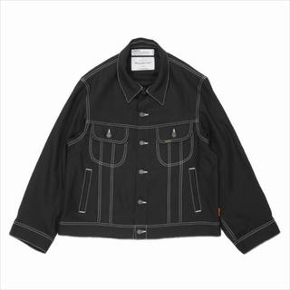 "UNUSED - dairiku 20ss ""REGULAR"" Polyester Jacket"