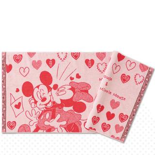 Disney - ミッキーミニー バスタオル