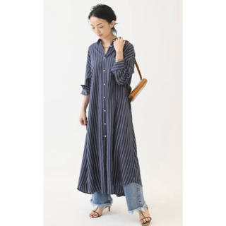 Spick and Span - SPICK&SPAN20AW  EMMETEX シャツワンピ