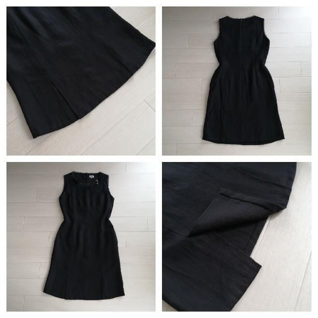 FOXEY(フォクシー)の美品⭐定価16万⭐FOXEY ワンピース ドレス レディースのワンピース(ひざ丈ワンピース)の商品写真