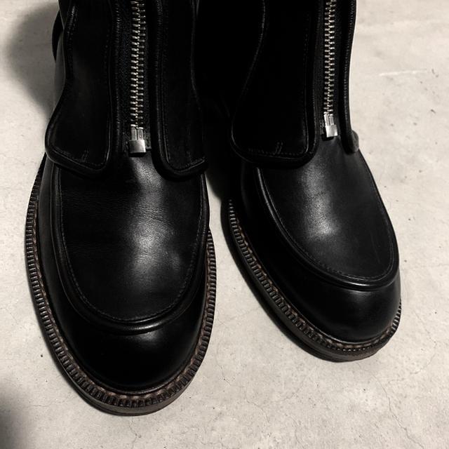 Marni(マルニ)のMARNI センタージップブーツ レディースの靴/シューズ(ブーツ)の商品写真
