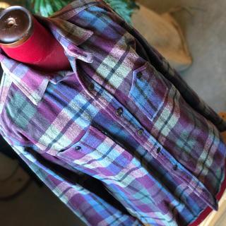 グリーンレーベルリラクシング(green label relaxing)のネルシャツ/グリーンレーベルリラクシング(シャツ)