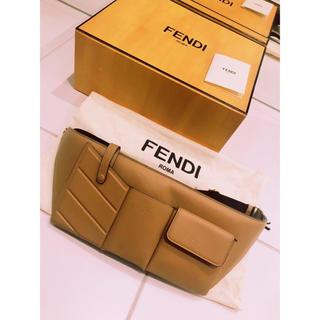 FENDI - 値下げ!FENDI フェンディ ウエストポーチ