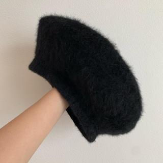 ZARA - ファーベレー帽