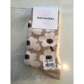 マリメッコ(marimekko)のマリメッコ 靴下 ソックス  新品(ソックス)
