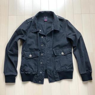 エックスガール(X-girl)のX-girl cotton flight  jaket size 1(ミリタリージャケット)