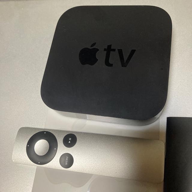 Apple(アップル)のApple TV アップルテレビ 第3世代 動作良好です。 スマホ/家電/カメラのテレビ/映像機器(テレビ)の商品写真