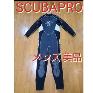 スキューバプロ(SCUBAPRO)のスキューバプロ ウェットスーツ メンズSCUBAPROダイビングシュノーケリング(マリン/スイミング)
