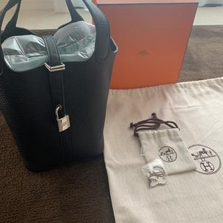 Hermes - 美品 正規品 ピコタンロック ピコタンpm ノワール ブラック
